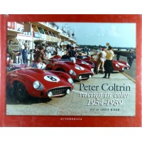 Racing in Color 1954-1959 - Peter Coltrin