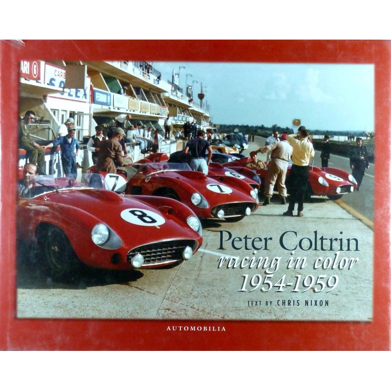 Peter Coltrin Racing in Color 1954-1959