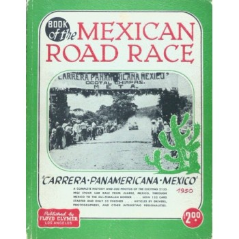 Book of the Mexican Road Race