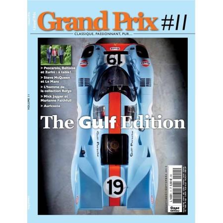 Grand Prix N° 11 (3eme trimestre 2013)