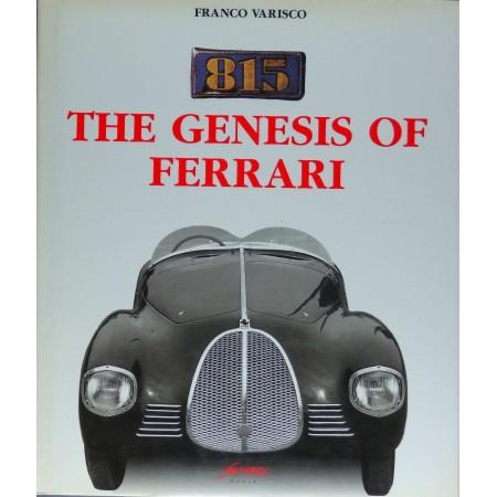 815 The genesis of Ferrari
