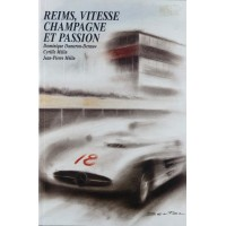 Reims, vitesse, Champagne et passion