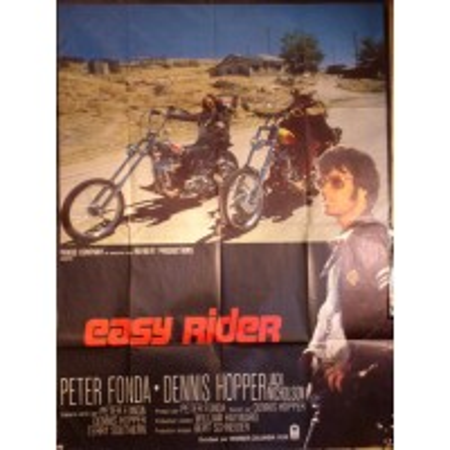 Original Poster Easy Rider