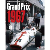Racing Pictorial Series by HIRO No.28 : Grand Prix 1967 Part -01