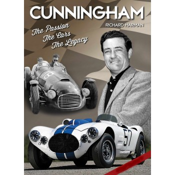 Cunningham - The  passion, the cars, the legacy