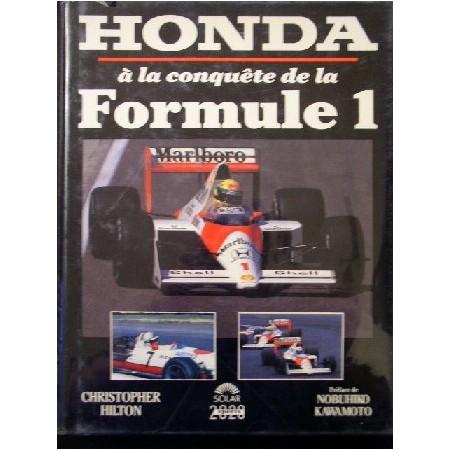 HONDA à la conquête de la Formule 1