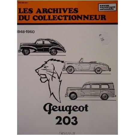 RTA Peugeot 203 1948-1960