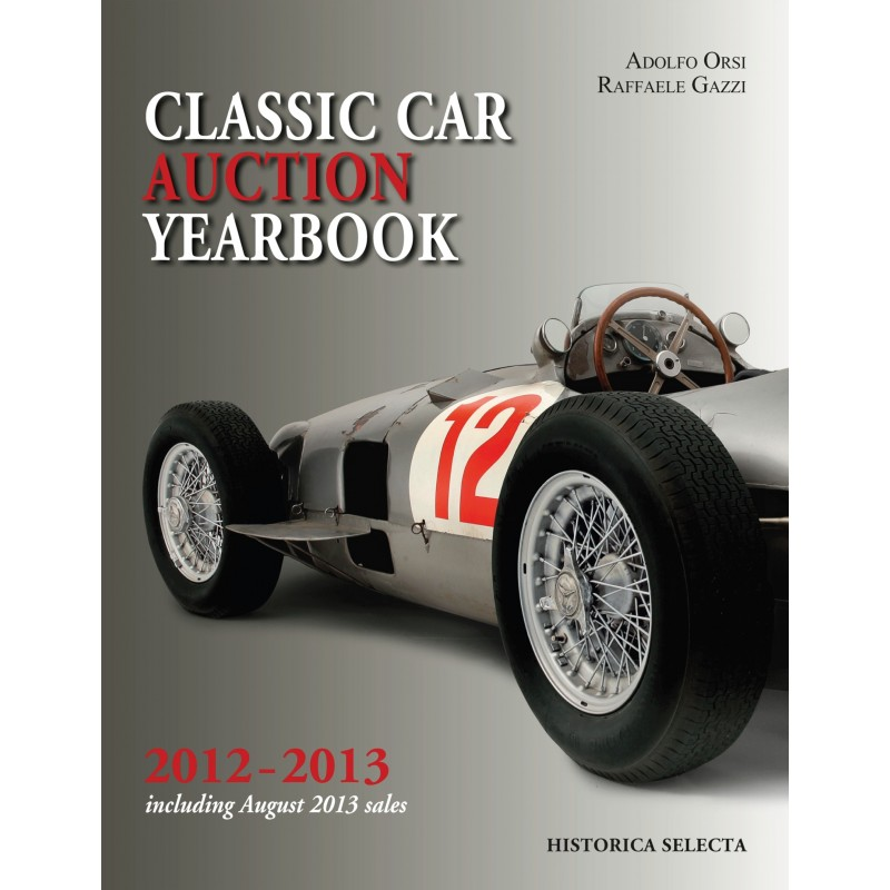 Classic Car Auction 2012-2013 Yearbook