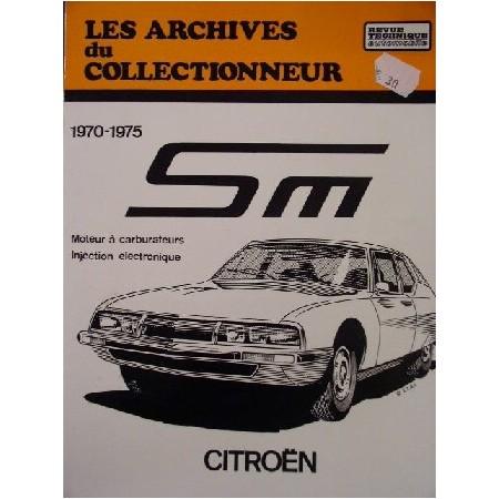 RTA Citroen SM 1970-1975