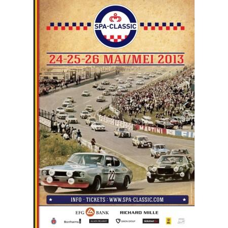 Spa-Classic 2013 DVD