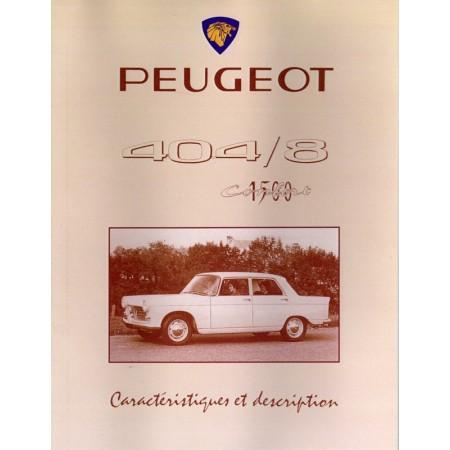 Peugeot 404/8