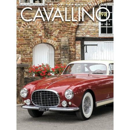 Cavallino - The journal of Ferrari history N°198 December 2013 January 2014