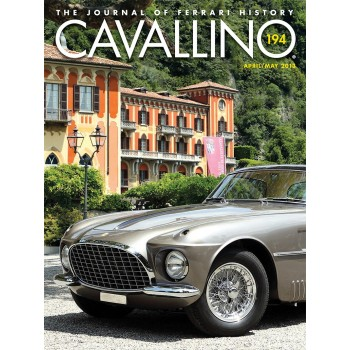 Cavallino - The journal of Ferrari history N°194