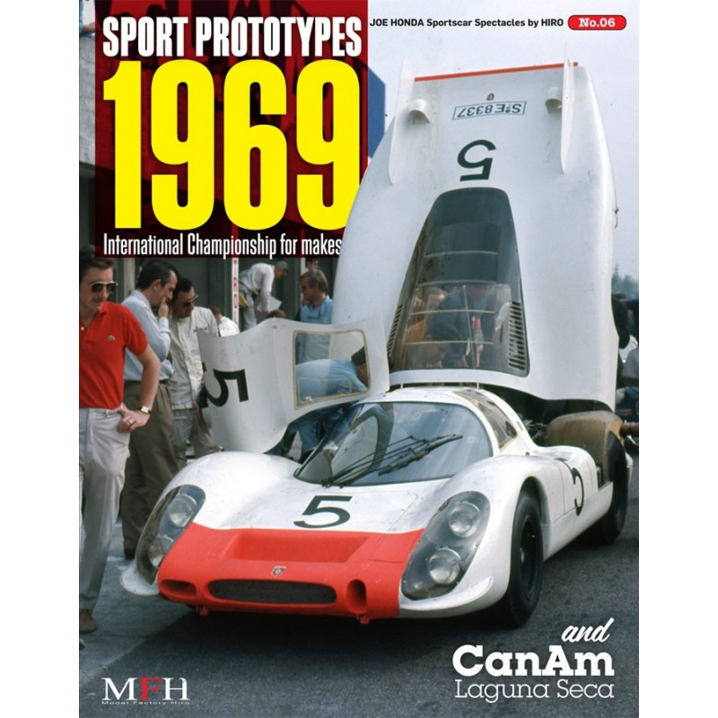 Sportscar Spectacles by HIRO No.06 : Sport Prototypes 1969 International Championship for makes