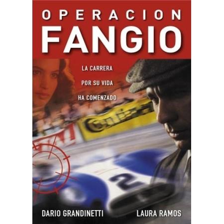 Operación Fangio, La Carrera Por Su Vida Ha Comenzado DVD