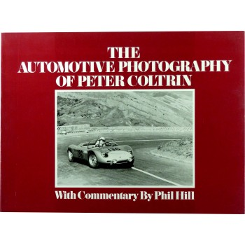 The Automotive Photography of Peter Coltrin