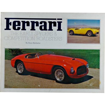 Ferrari: The Early Spyders & Competition Roadsters