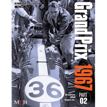 Racing Pictorial Series by HIRO No.29 : Grand Prix 1967 Part - 02