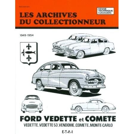 Ford Vedette Vendome Comete Montecarlo
