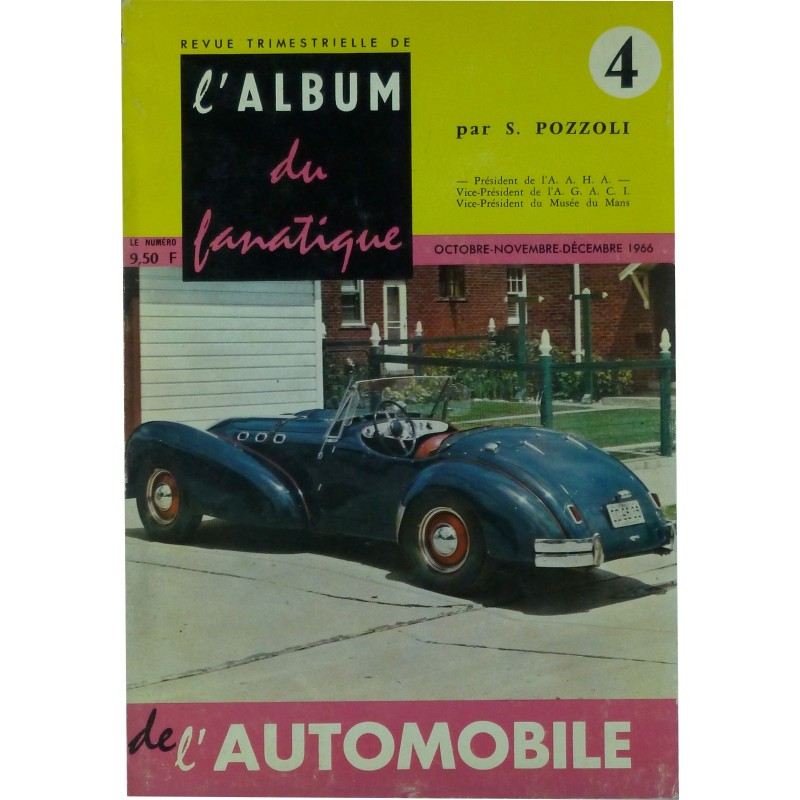 L'album du Fanatique N°4