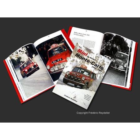 La Mini au Rallye Monte-Carlo 1959-1997