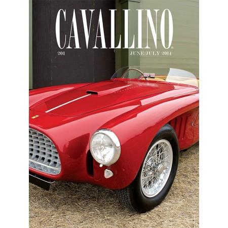 Cavallino - The journal of Ferrari history N°201 Juin/Juillet 2014