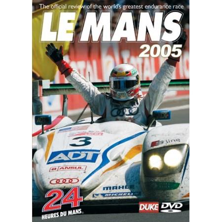 Le Mans 2005 DVD Duke