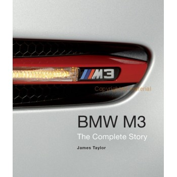 BMW M3, The Complete Story