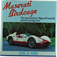 Maserati Birdcage, The marvellous Tipo 60 and 61 sports racing cars