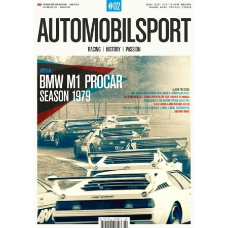 Automobilsport  N° 02: BMW M1, PROCAR - Season 1979