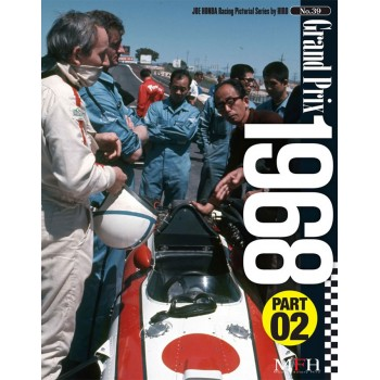 Racing Pictorial Series by HIRO No.38 : Grand Prix 1968 Part.01