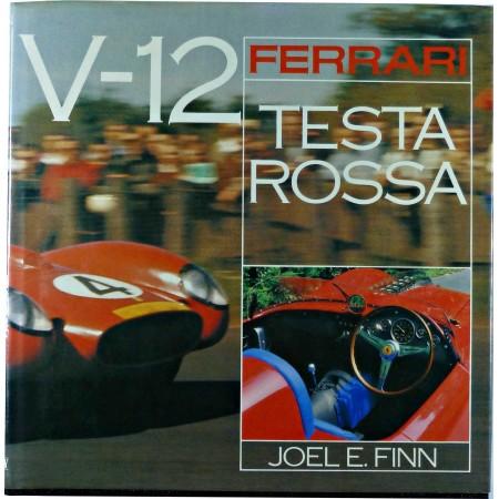 V12 Ferrari Testa Rossa