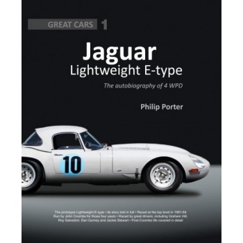 Jaguar Lightweight E-Type, The autobiography of 4 WPD