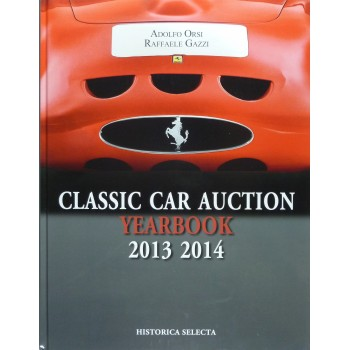 Classic Car Auction Yearbook 2013-2014