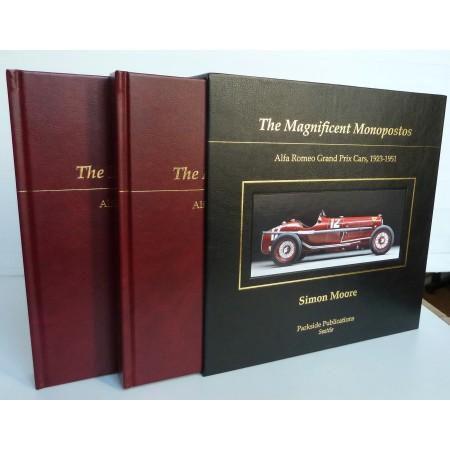 The Magnificent Monopostos, Alfa Romeo Grand Prix Cars, 1923 to 1951