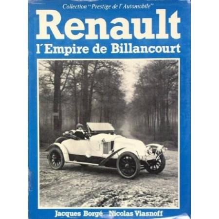 RENAULT L'empire de Billancourt