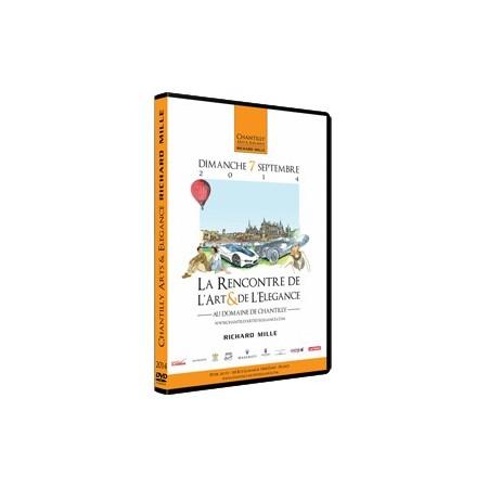 CHANTILLY 2014 - Concours d'élégance - DVD
