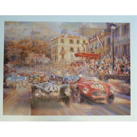 Alfredo de la Maria Grand Prix de Monaco 1952