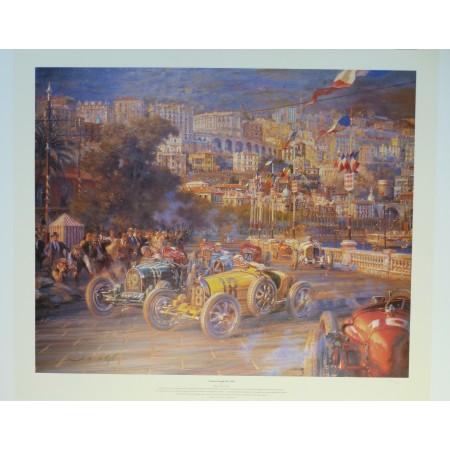 Alfredo de la Maria Monaco Bugatti 1929