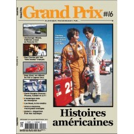 Grand Prix n°16 - Histoires américaines