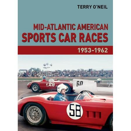 Mid-Atlantic American : Sports Car Races 1953-1962