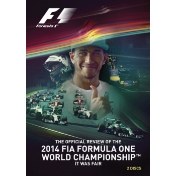 DVD 2014 FIA Formula One World Championship
