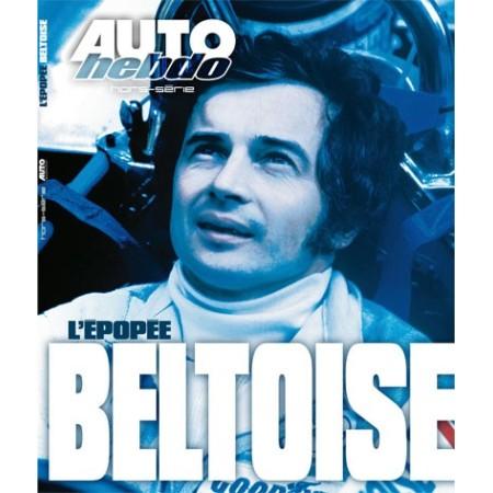 L'Epopée Beltoise - Hors série Auto Hebdo inclus DVD 52 minutes