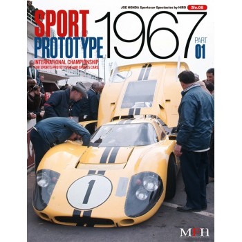 Sportscar Spectacles by HIRO No.08 : Sport Prototype 1967 PART-01