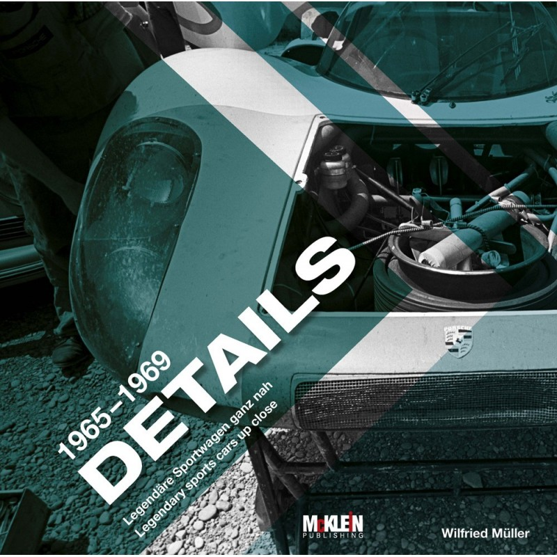 Details - Legendary sports cars up close - 1965-1969