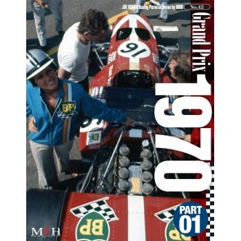 Racing Pictorial Series by HIRO No.42 : Grand Prix 1970 Part - 01