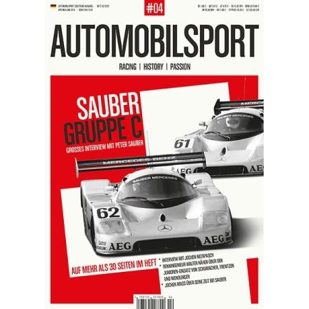 Automobilsport n°4 - Sauber Group C 1982 – 1991(English edition)