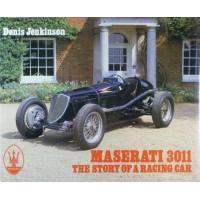 Maserati 3011 - The story of a racing car