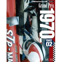 Racing Pictorial Series by HIRO No.43 : Grand Prix 1970 Part - 02