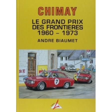 Chimay, le Grand prix des Frontières 1960-1973